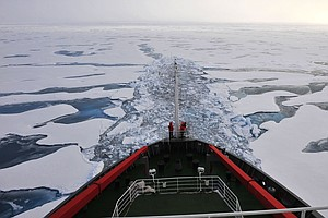 As The Arctic Opens Up, The U.S. Is Down To A Single Icebreaker