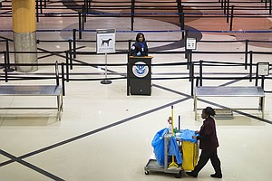 Head Of TSA Reassigned, After Tests Reveal Security Failures