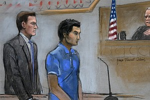 Boston Marathon Bomber's Friend Sentenced To 6 Years In Prison