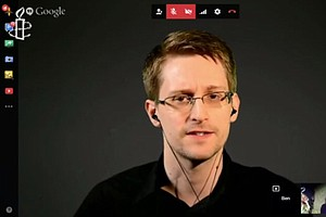 Edward Snowden Set To Take Questions From London Audience