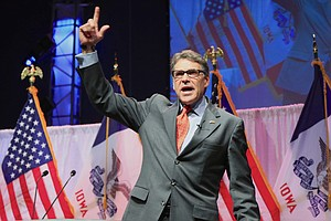 5 Things You Should Know About Rick Perry