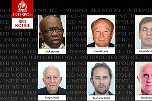 FIFA Updates: Interpol Targets Officials, And S. Africa Denies Bribing