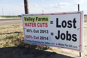 California's War Over Water Has Farmer Fighting Farmer