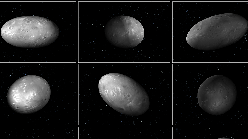 pluto's moons biggest to smallest - 1012×569