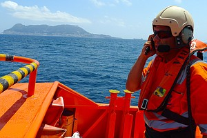 A Raft Capsizes; Can Spanish Rescuers Reach Everyone In Time?