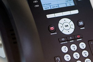 Businesses Are Hanging Up On Voice Mail To Dial In Produc...