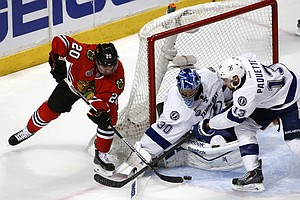 Tampa Bay Takes 2-1 Lead Over Chicago In Stanley Cup Final