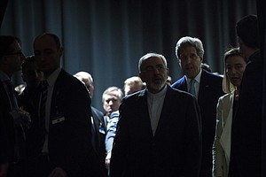 Israel-Linked Spy Virus Discovered At Hotels Used For Iran Nuclear Talks