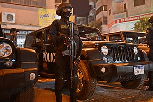 As Egyptian Activists Vanish, Suspicion Falls On The Secu...