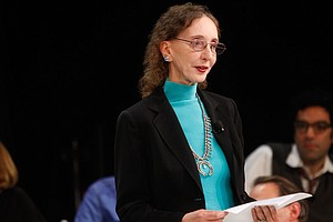 Joyce Carol Oates On Dinosaur-Killer Tweet: 'My Tweets Are Meant To Be Funny'