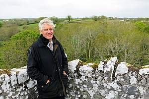 In The Rolling Hills Of Galway, Spirit Of W.B. Yeats Lives On