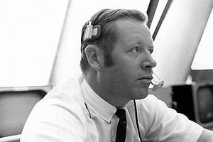 Jack King, NASA's 'Voice Of Apollo,' Dies At 84