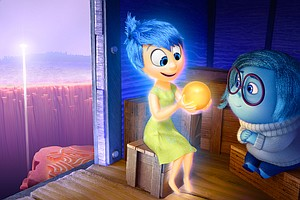 Science Of Sadness And Joy: 'Inside Out' Gets Childhood E...