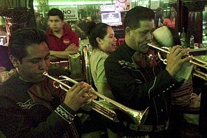 The Violence Subsides, And Revelers Return To Juarez
