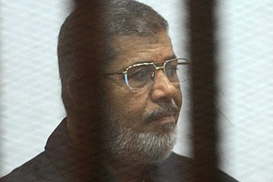 Egyptian Court Sentences Morsi To Life, And Then To Death