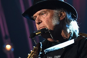Neil Young Is Displeased That Donald Trump Was 'Rockin' I...