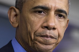 Obama Mourns Charleston Deaths, But Laments 'Politics' Of...