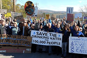 Residents Fight To Block Fracked Gas In New York's Finger...