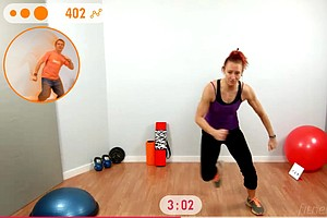 Fitness App Aims To Deliver Live Feedback From A Personal...