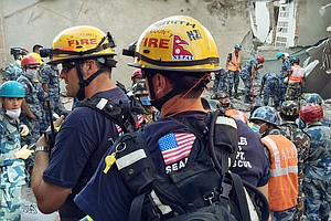 From California To Kathmandu, Task Force 2 Responds To Disasters