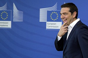 Greek Proposals Raise Hope Of Deal On Bailout