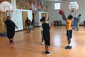 In Baltimore, Rec Centers Provide So Much More Than Just Fun