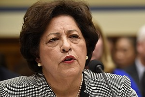 OPM Chief Again Grilled On Data Hack