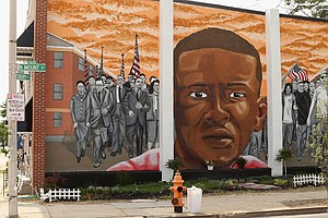Freddie Gray Autopsy Report Details Homicide, Newspaper Says