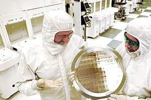 IBM Announces Breakthrough In Chip Technology