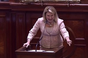 Watch: Confederate's Descendant's Scathing Address In S.C...