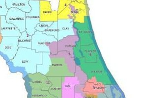 It's Back To The Drawing Board For Florida's District Maps