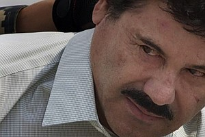 Mexican Drug Lord 'El Chapo' Guzman Slips Out Of Prison