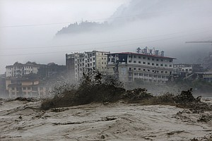 How Air Pollution May Have Caused Catastrophic Flooding in China