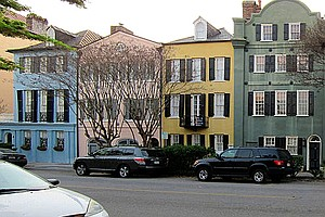 From Crape Myrtles To Long Houses, Charleston Is A 'Big B...