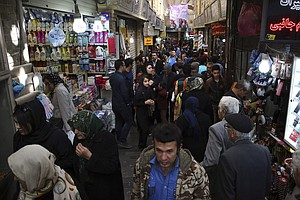 Lifting Sanctions Will Release $100 Billion To Iran. Then What?