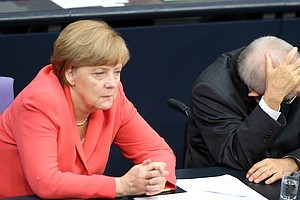 German Lawmakers Back Greek Bailout Plan