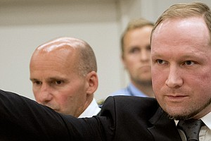 Anders Breivik, Norwegian Mass Murderer, Admitted To Oslo...