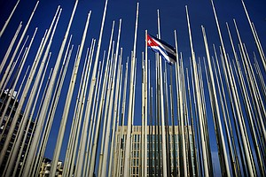 After 54 Years, The U.S. And Cuba Formally Restore Ties