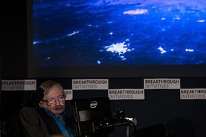Intelligent Life In Our Galaxy? Stephen Hawking Says 'We ...
