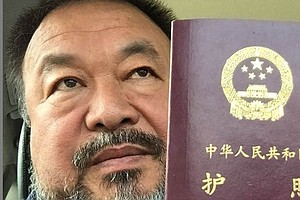 After Four Years, Chinese Dissident Artist Ai Weiwei Gets His Passport Back