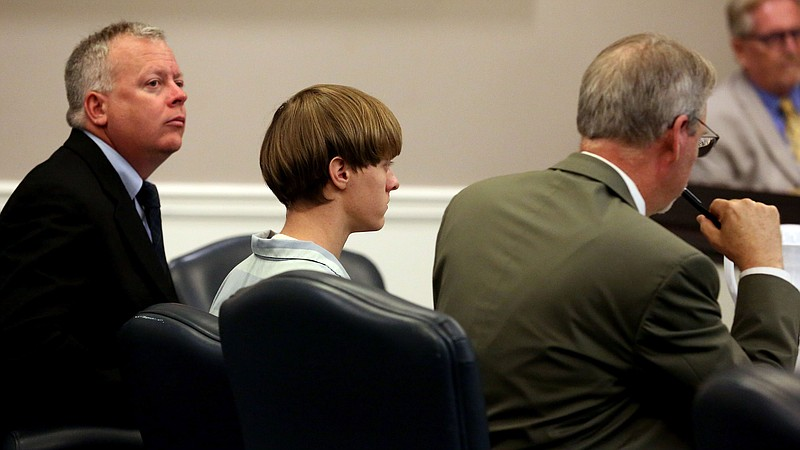 Charleston Shooting Suspect Roof To Be Indicted On Federal