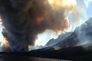 Wildfires In Montana, California Scorch Thousands Of Acre...