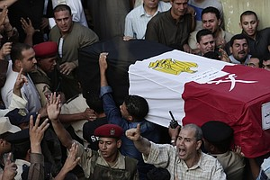Egypt's Military Struggles To Quell Growing ISIS-Linked I...