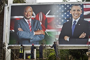 Obama's Roots A Source Of Pride — And Discord — In Kenya