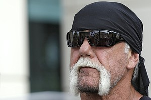 Hulk Hogan's WWE Contract Terminated After Alleged Racist Language In Sex Tape