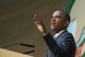 Obama Asks African Countries To Create Jobs, Foster Democ...