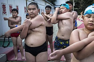 Chinese Grandparents Are Making Their Grandkids Fat