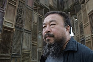 Chinese Dissident Artist Ai Weiwei Restricted To 20-Day U.K. Visa