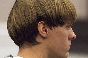 Dylann Roof Pleads 'Not Guilty' To Federal Hate Crime Cha...