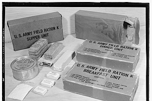 Cheetos, Canned Foods, Deli Meat: How The U.S. Army Shape...